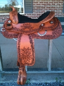 Saddle color shown ANTIQUE